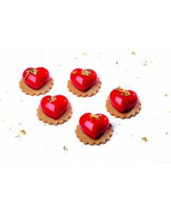 Miniature Heart Mold (Petit Four)
