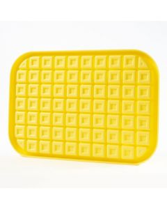 Silicone Mold for Top of Gelato Pan - Tablet